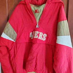 Vintage Men's Starter Jacket